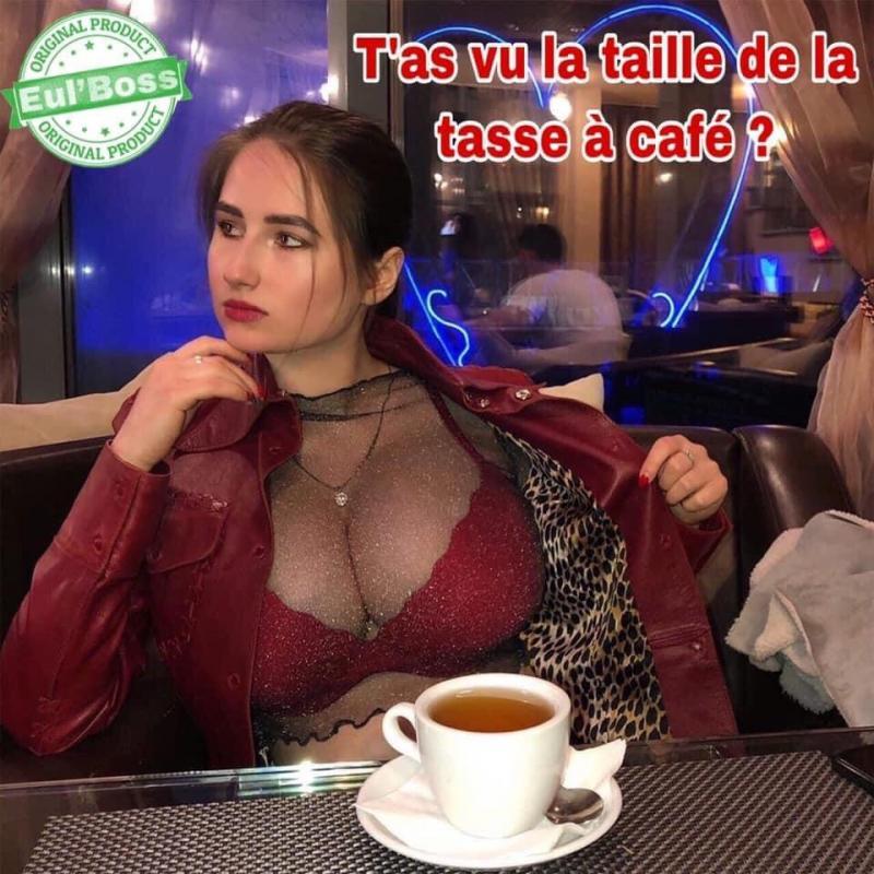Big tasse à café
