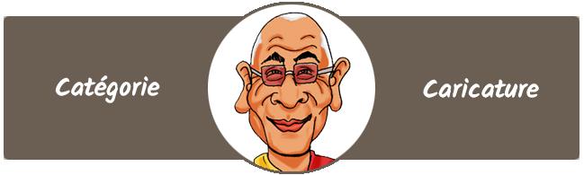 B c caricature