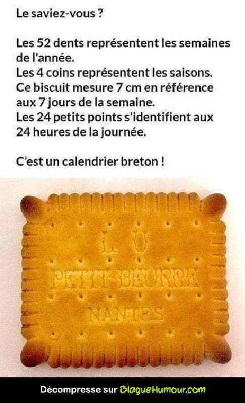 Calendrier breton