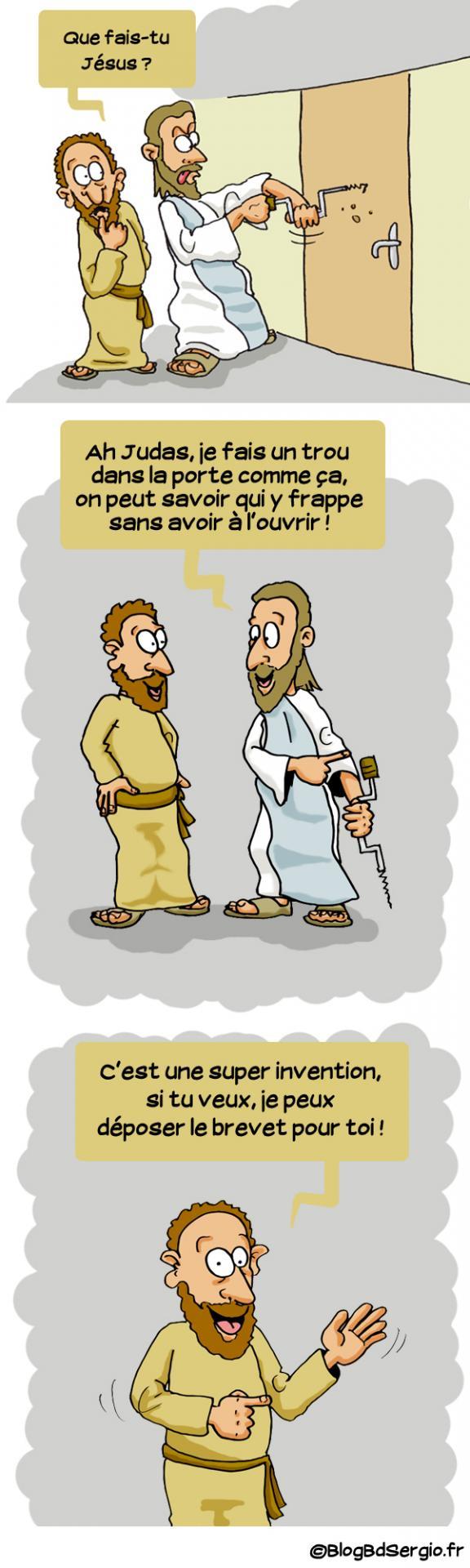Blague sur Jesus