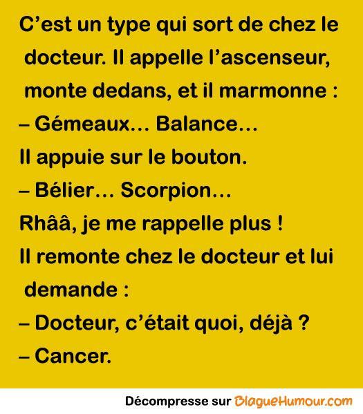 L horoscope medical