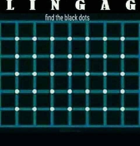 Trouve les points noirs